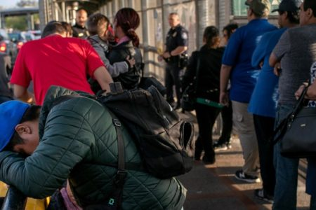 Lawsuit says Trump admin's COVID-19 immigration order separates families with older kids