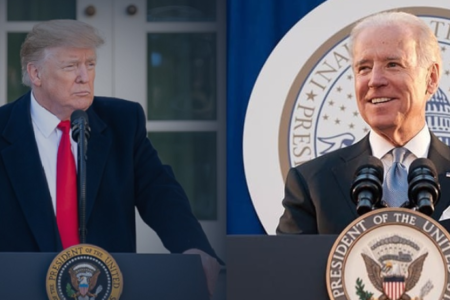 Road to the White House: Immigration: Trump's merit with wall vs Biden's welcome for all