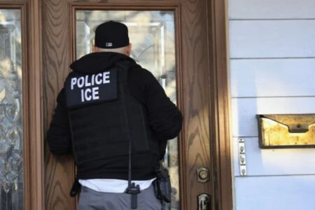 A federal court may have declared immigration arrests unconstitutional