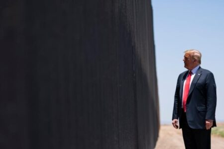 Trump and Biden take sharply different paths on immigration