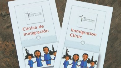 LOCAL COUPLE CHALLENGING COMMUNITY WITH $30,000 DONATION MATCH FOR LUM IMMIGRATION CLINIC