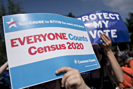 Census Bureau Stops Work On Trump's Request For Unauthorized Immigrant Count