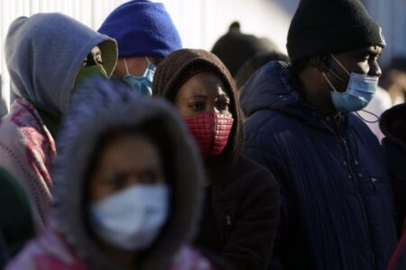 Asylum Seekers Rush To Register For US Border Processing