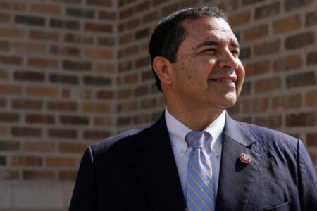 Border Democrats Like Cuellar Hold Key To Biden's U.S. Immigration Reform