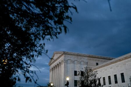 Supreme Court Seems Poised To Back Limits On Green Cards