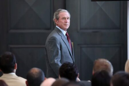 Why George W. Bush Is Calling For A 'Religious Awakening' On Immigration Reform