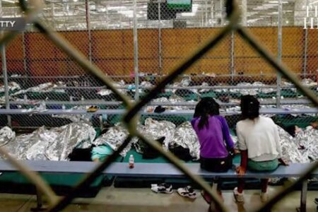 Courts Drowning In Backlog Pose Lingering Immigration Challenge
