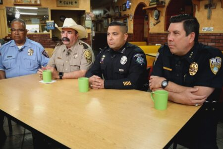Stash Houses, Desert Rescues: Cops In Texas Border Towns Say Their Jobs Have Changed As Crossings Surge