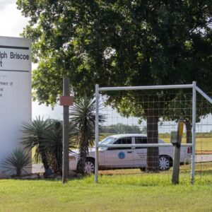 Almost 150 Guards Are Staffing An Empty Texas Prison As State Officials Work On Gov. Greg Abbott's Plan To Use It For Immigrants