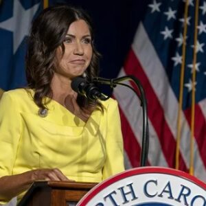Lawyers Group Criticizes Noem, Abbot On National Guard To Border
