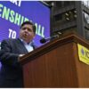 Pritzker Promises Immigration Reform At Loop Rally