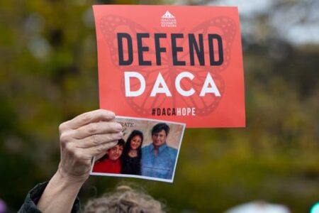 US Justice Department To Appeal DACA Court Decision, Says Biden