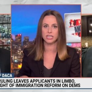 'I'm Losing Sleep Over It': Democrats See Do-Or-Die Moment To Overhaul Immigration