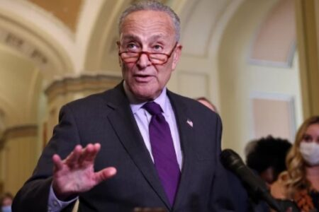 In A Blow To Democrats, Senate Official Blocks Immigration Reform In Budget Bill
