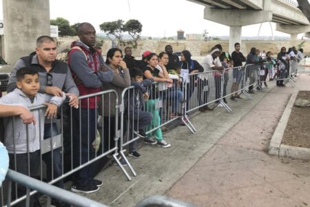 Judge Says Forcing Waits In Mexico To Seek Asylum Is Illegal