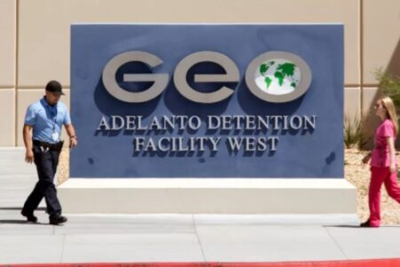 Court Blocks California From Banning Privately Run U.S. Immigration Detention Centers