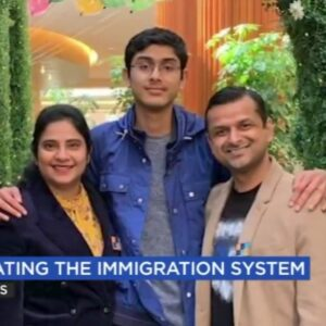 UC Berkeley Student, Family And Attorney Share Us Immigration Struggles